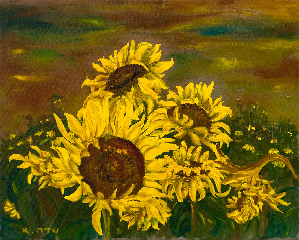 Sunflower Plenitude
